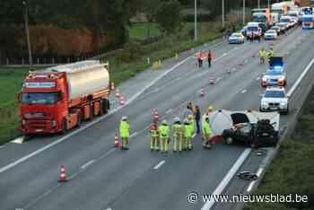 Vrachtwagenchauffeur vrijgesproken voor dodelijk ongeval op E17