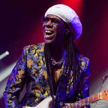 Nile Rodgers and CHIC set for Hampton Court Palace Festival 2021