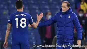 """Premier League: """"Zu schlampig"""": Chelsea-Coach Tuchel nach 0:0 frustriert"""