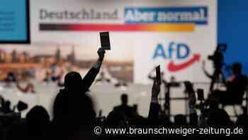 Finanzierung: AfD-Stiftung: Gesetz soll Förderung aus Steuern verhindern