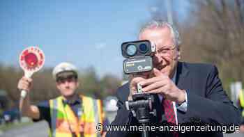 Blitzmarathon in Bayern: Ab jetzt wird heute an 2100 Stellen den ganzen Tag geblitzt