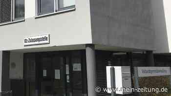 Nach Corona-Fall: Kfz-Zulassungsstelle in Westerburg ist wieder geöffnet - Rhein-Zeitung