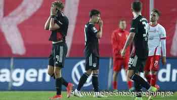 Video: FC Bayern II verspielt Sieg in Zwickau in allerletzter Sekunde