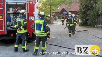 Gifhorns Feuerwehr muss ungeimpft löschen