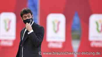 Rückzug einiger Topclubs: Juve-Boss Agnelli glaubt weiter an Super League