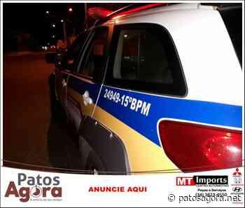 PM de Monte Carmelo prende suspeito de invadir residência e furtar objetos - Patos Agora