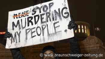 Polizeigewalt: Vor Floyd-Urteil: US-Polizist erschießt schwarzes Mädchen