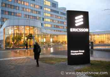 Ericsson core profit beats forecast, patent fight casts shadow