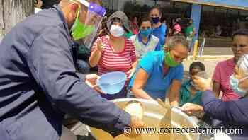 Parroquia San Buenaventura requiere insumos para continuar jornadas de alimentación en Guaiparo y sectores vulnerables - Correo del Caroní - Correo del Caroní