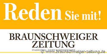 """Mitten in Braunschweig: """"Ich möchte nicht sparen!"""""""