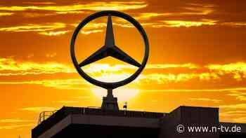 """Daimler-Managerin im ntv-Podcast: Mercedes-Benz erneuert sich """"radikal"""""""