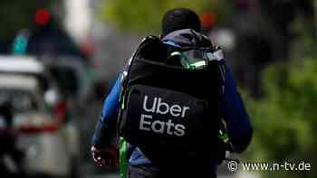 Kampfansage an Lieferando: Uber startet Essensdienst in Deutschland