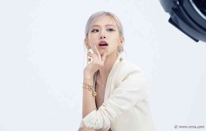 BLACKPINK's Rosé named Tiffany & Co.'s new global ambassador