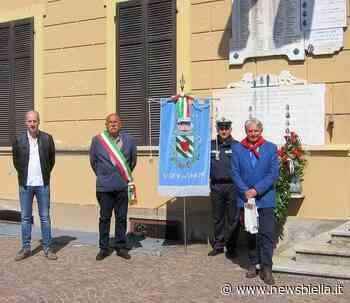 25 aprile, Crevacuore ricorda i caduti in forma ridotta - newsbiella.it