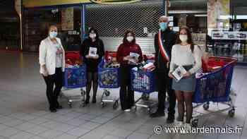 Une collecte au profit des étudiants en difficulté à Rethel - L'Ardennais