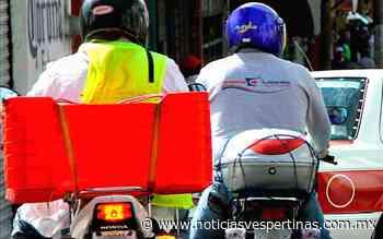 Infraccionan a 16 motociclistas en Lomas del Mirador - Noticias Vespertinas