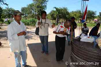 En el día del aborigen americano los Ava Guaraní de Villeta exigen mejor atención y acceso a la casa digna - Nacionales - ABC Color
