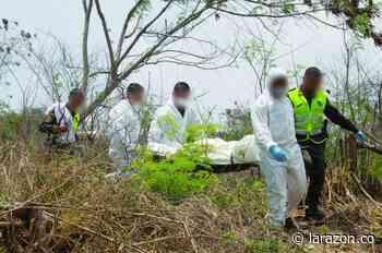 Identifican a hombre hallado muerto en zona rural de La Apartada - LA RAZÓN.CO
