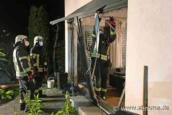 Grund für die Akku-Explosion in Leingarten ist unklar - STIMME.de - Heilbronner Stimme