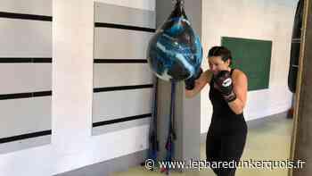 Saint-Pol-sur-Mer : le couteau entre les dents de la boxeuse Priscilla Peterlé - Le Phare dunkerquois