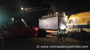 Puerto Seco de Barquisimeto movilizará 727 toneladas de carga hacia Puerto Cabello para ser exportadas - Noticias Barquisimeto