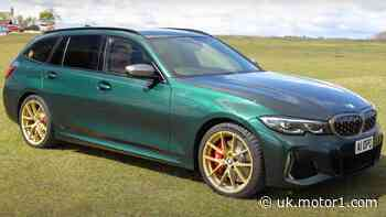 UK: This stunning green M340i Touring Is BMW Individual at its finest