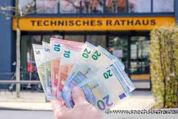 Radebeul stoppt Schuldenabbau - Sächsische Zeitung