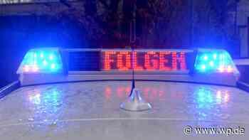 Wilnsdorf: Fahrer flieht mit aufgemotztem Auto vor Polizei - Westfalenpost