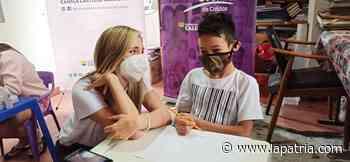 Festejo virtual para los niños de Villamaría en su día - La Patria.com