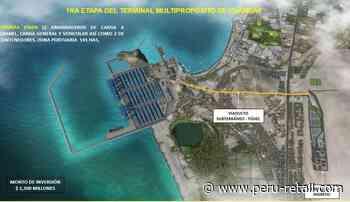 Perú: El puerto de Chancay será el primer megapuerto de América del Sur - Perú Retail
