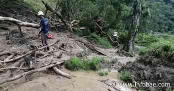 Ubalá, Cundinamarca, declaró la alerta roja por ola invernal - infobae