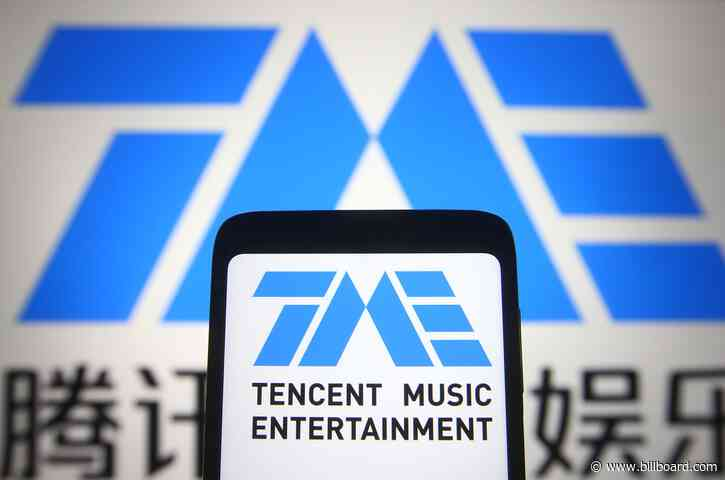 Why Tencent Music's Stock Price Has Fallen and Can't Get Up