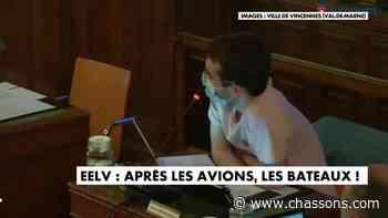 À Vincennes, pour baisser les émissions de CO2, EELV refuse de subventionner un club de …. voile - chassons.com