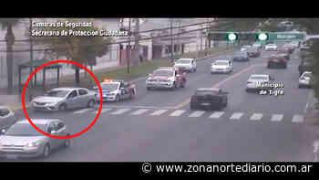 Don Torcuato: en una persecución de película, el COT detuvo a un automóvil con pedido de captura - Zona Norte Diario Online