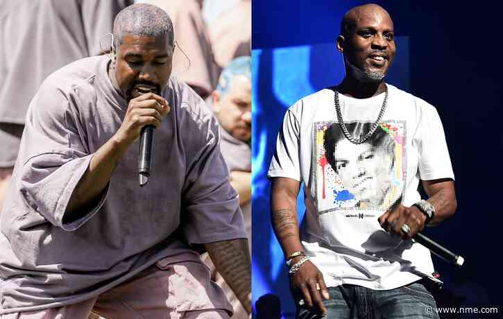 Swizz Beatz has reportedly asked Kanye West to appear at DMX's memorial service