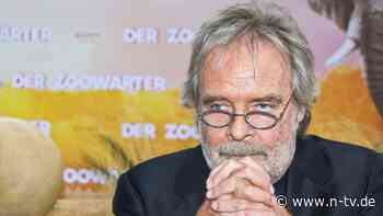 Film und TV, Hörspiele und Musik: Schauspieler Thomas Fritsch stirbt mit 77