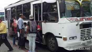 Carabobo | Usuarios denuncian cobros excesivos del pasaje en ruta Miranda-Bejuma - El Pitazo