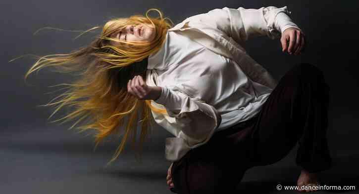 On the move: Dancer and choreographer Jenn Freeman