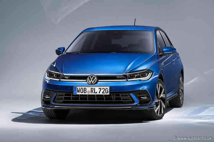 New-look Volkswagen Polo unveiled
