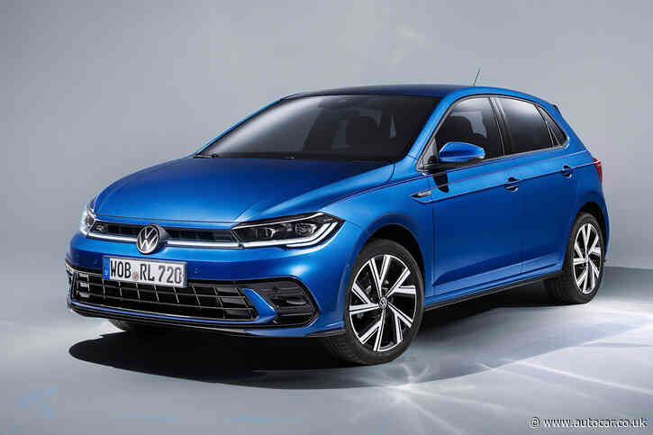 New-look 2021 Volkswagen Polo unveiled