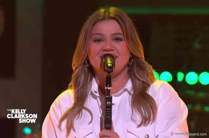 Kelly Clarkson Delivers Sassy Cover of Maren Morris' 'Rich': Watch