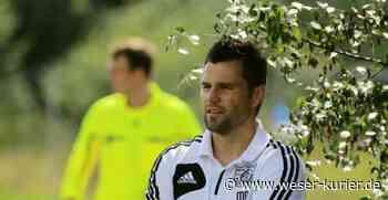 Fußball: Mike Barten ist neuer Cheftrainer beim TSV Ottersberg - WESER-KURIER