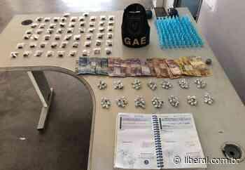 O Liberal Guarda Municipal de Campinas apreende drogas no Jardim Campo Belo - O Liberal
