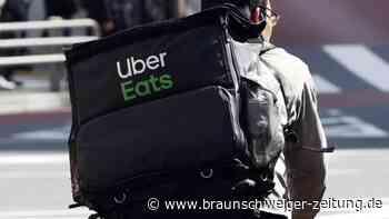 Neuer Lieferservice: Uber bringt Essenslieferdienst Eats nach Deutschland
