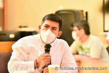 Alcalde de Tambopata nuevamente ausente en reunión convocada por Congresista Alex Lozano - Radio Madre de Dios