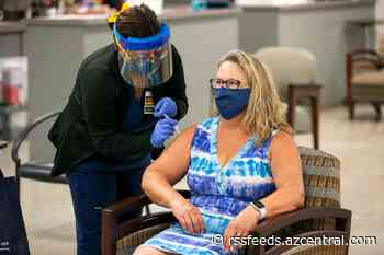 COVID-19 vaccines given out at the Arizona Center for the Blind and Visually Impaired