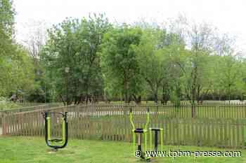 Var Le Muy : un parc nature en centre-ville - TPBM