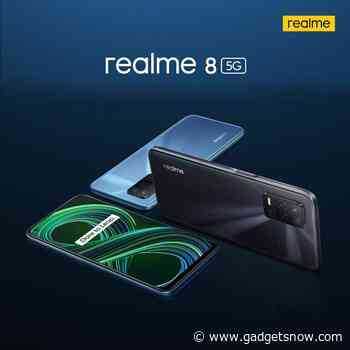 Realme 8 5G arrives in Thailand ahead of India launch: Details