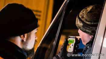 Sternhagelvoll: Polizei zieht Brummifahrer bei Sittensen aus dem Verkehr - nordbuzz.de