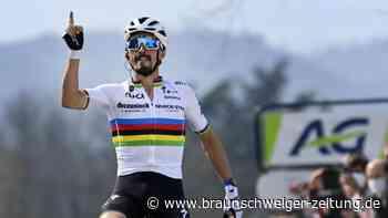 Belgischer Rad-Klassiker: Dritter Sieg für Alaphilippe beim Flèche Wallonne